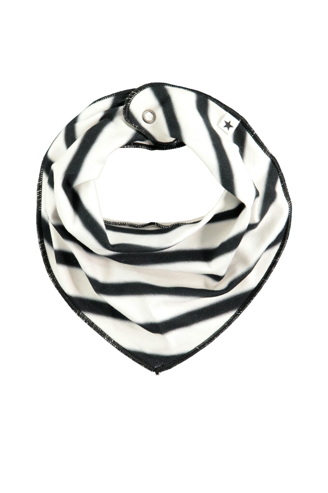 Molo Nick Stripe Bib - Main Image