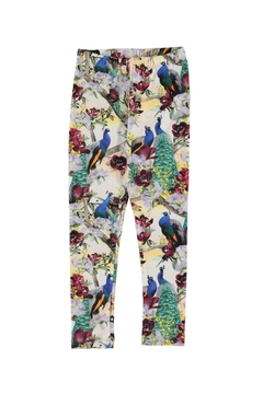 Shoptiques Product: Niki Peacock Leggings