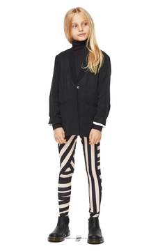Shoptiques Product: Nikia Stripe Leggings