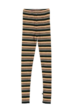 Shoptiques Product: Nikita Irregular Stripe Leggings