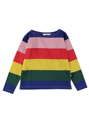 Molo Ramilah Rainbow Top - Front cropped