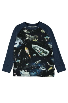 Shoptiques Product: Ramiz Space Traffic Top