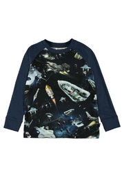 Molo Ramiz Space Traffic Top - Front cropped