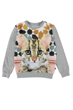 Shoptiques Product: Regine Bengal Portrait Sweater