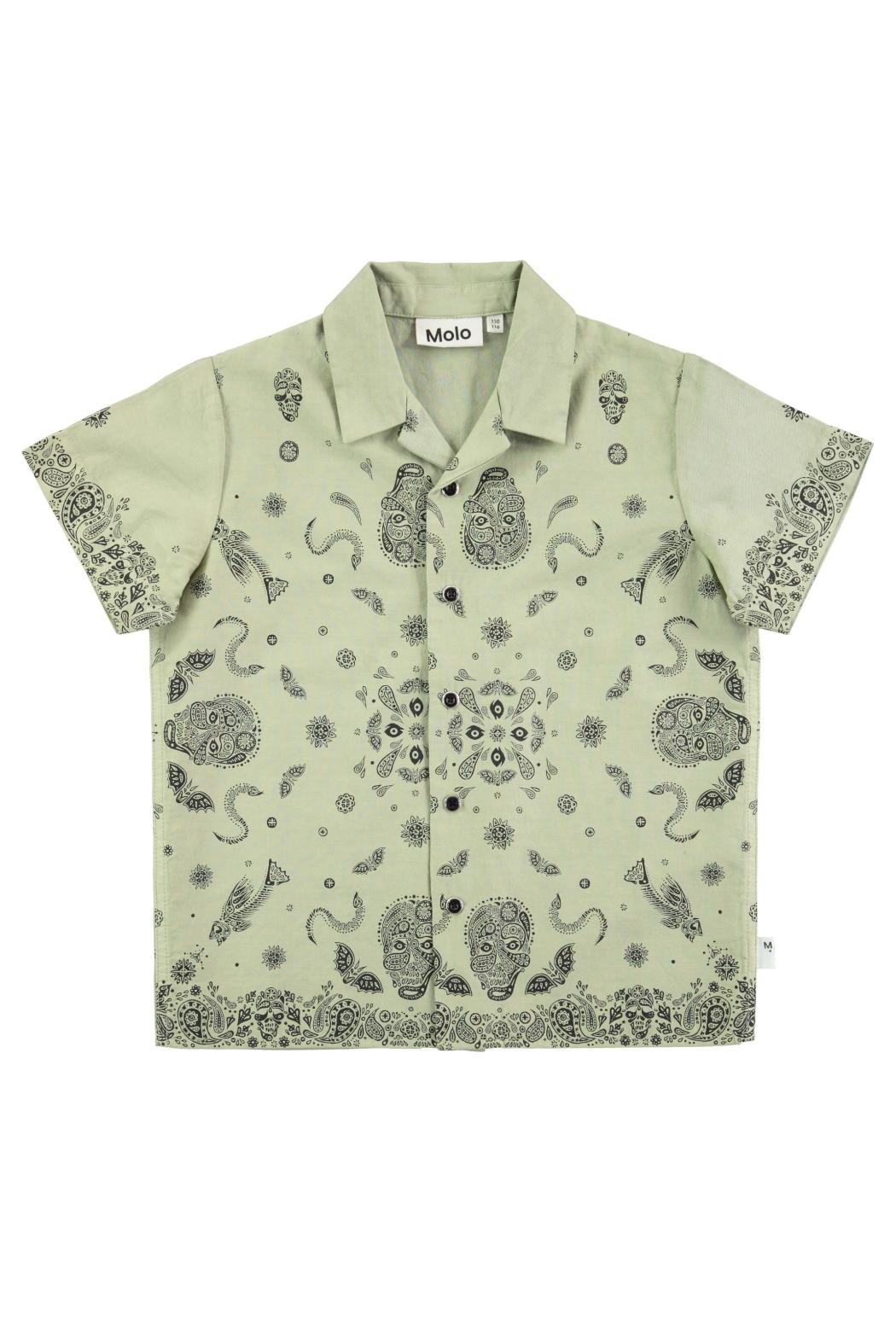 Molo Rene Shirt - Front Cropped Image