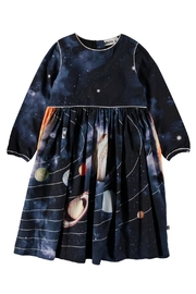 Molo Solar System Dress - Front cropped