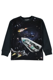 Molo Risci Space Scenery Top - Front cropped