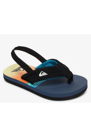Quicksilver Molokai Layback Backstrap Sandals Youth - Product Mini Image