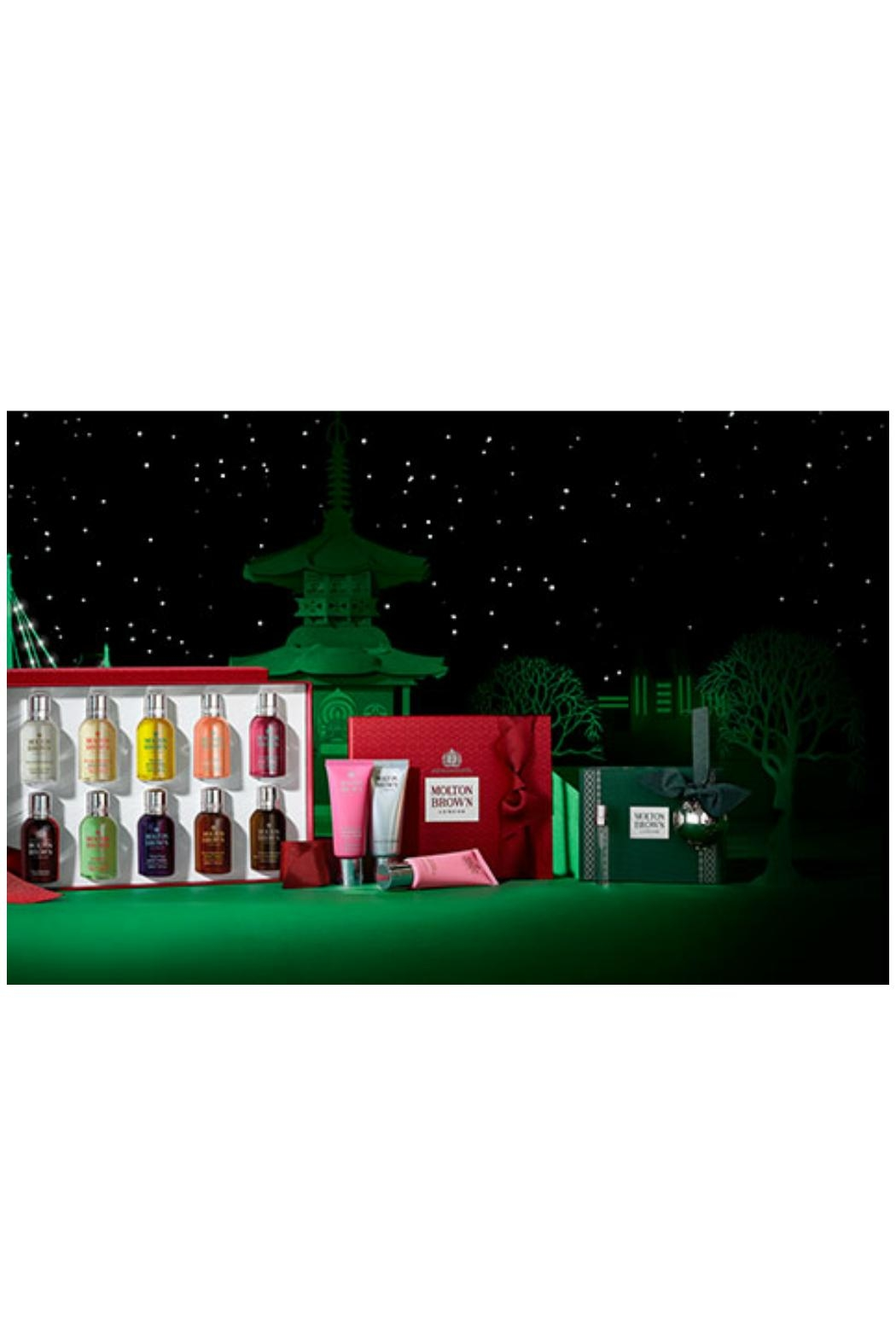 Molton Brown Holiday Cracker Giftset - Front Full Image