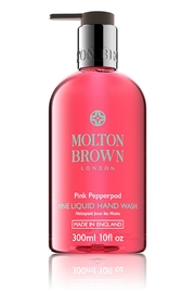Molton Brown Pink Pepperpod Handwash - Front cropped