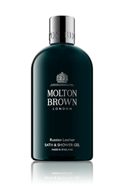 Molton Brown Russian Leather Showergel - Front cropped