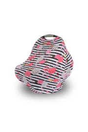 The Birds Nest MOM BOSS 4 IN 1 MULTI-USE COVER - Front cropped