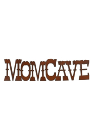 Rustic Ironweks Momcave Sign - Product Mini Image