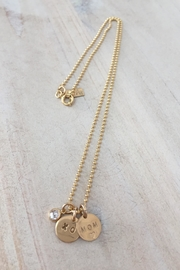The Lovet Shop Mom Charm Necklace - Product Mini Image