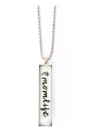 The Vintage Sparrow Mom Life Necklace - Product Mini Image