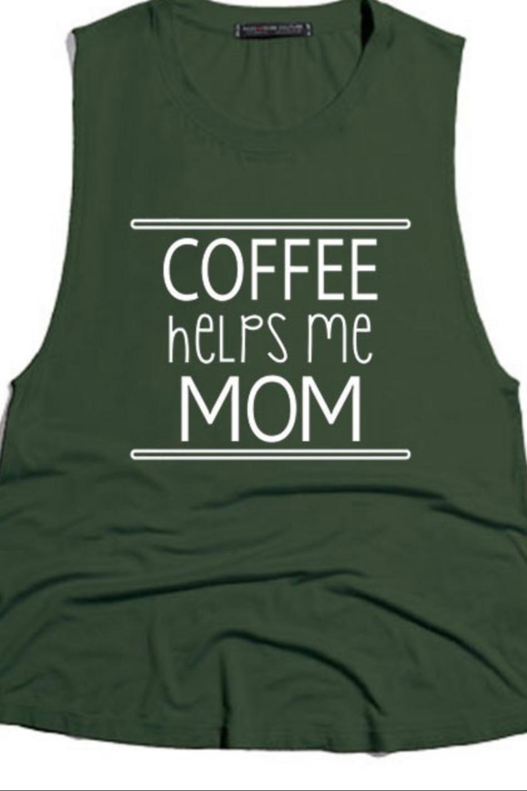 Rock Rose Couture Mom Life Tank - Main Image