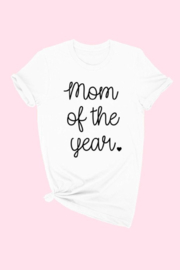 ALPHIA Mom of the Year Tee - Front cropped
