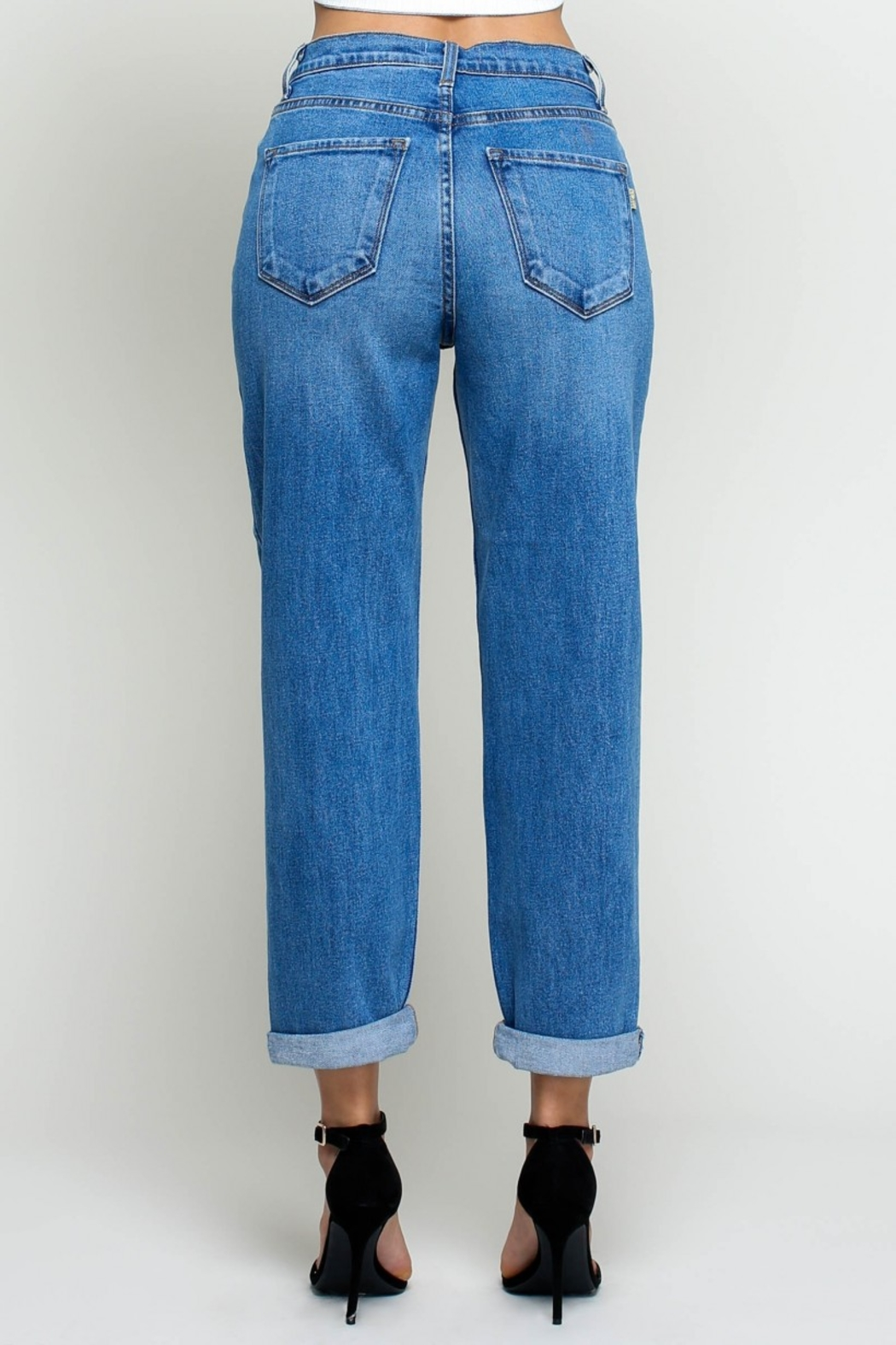 24213eb37bd Vibrant Mom s Jean from Orlando by Zingara Souls — Shoptiques
