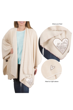 Pavilion Gift Mom Shawl - Alternate List Image