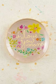 Natural Life Mom Trinket Dish - Front cropped