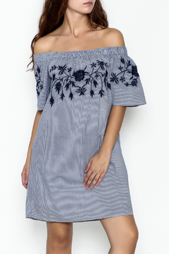 Shoptiques Product: Blue Boat Dress