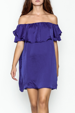 Shoptiques Product: Christina Periwinkle Dress