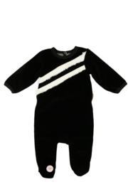 MON TRESOR  Mon Tresor Bebe Fur Infant Layette Set - Front cropped