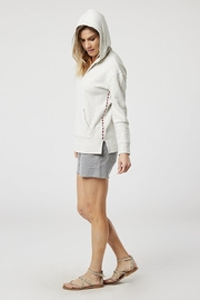 Carve Designs Mona French-Terry Hoodie - Front cropped