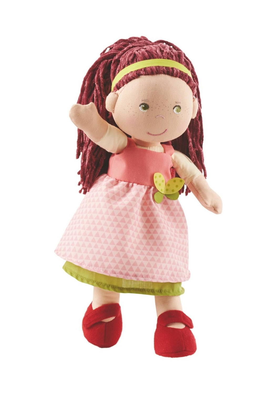 HABA USA Mona Soft Doll - Front Cropped Image