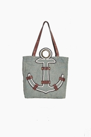Mona B Anchor Tote - Product Mini Image