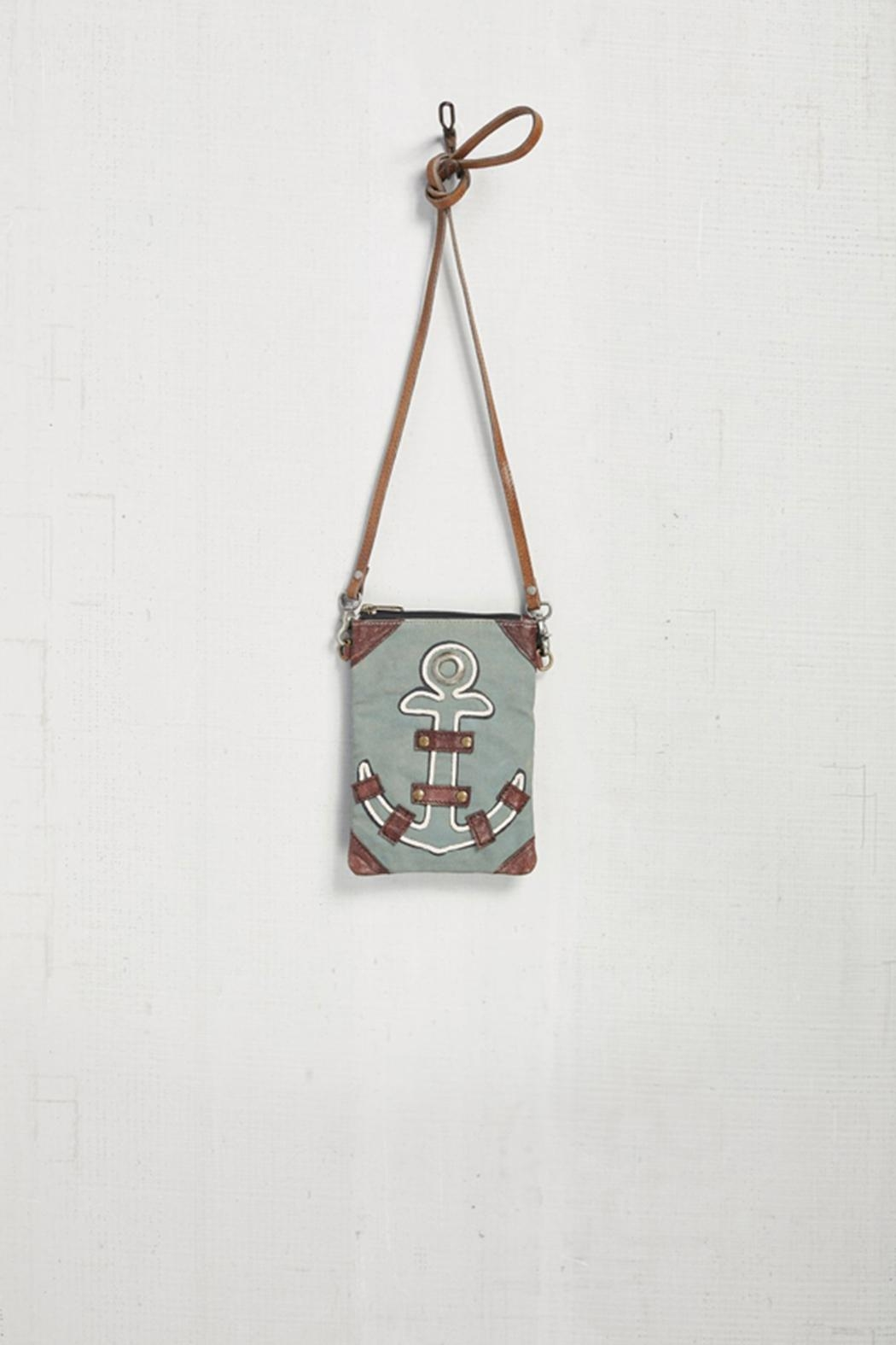 Mona B Anchored Crossbody - Front Cropped Image
