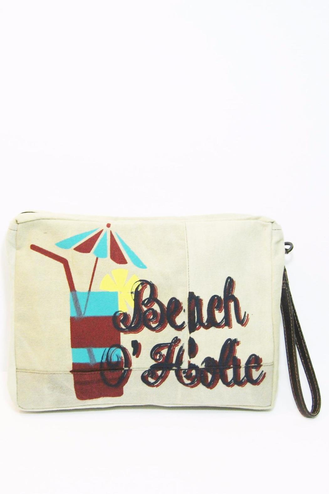 Mona B Beach Wet Bag - Front Cropped Image