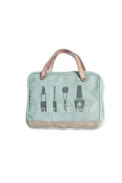Shoptiques Product: Make Up First Cosmetic Pouch