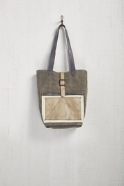 Mona B Moto Glam Bag - Front cropped