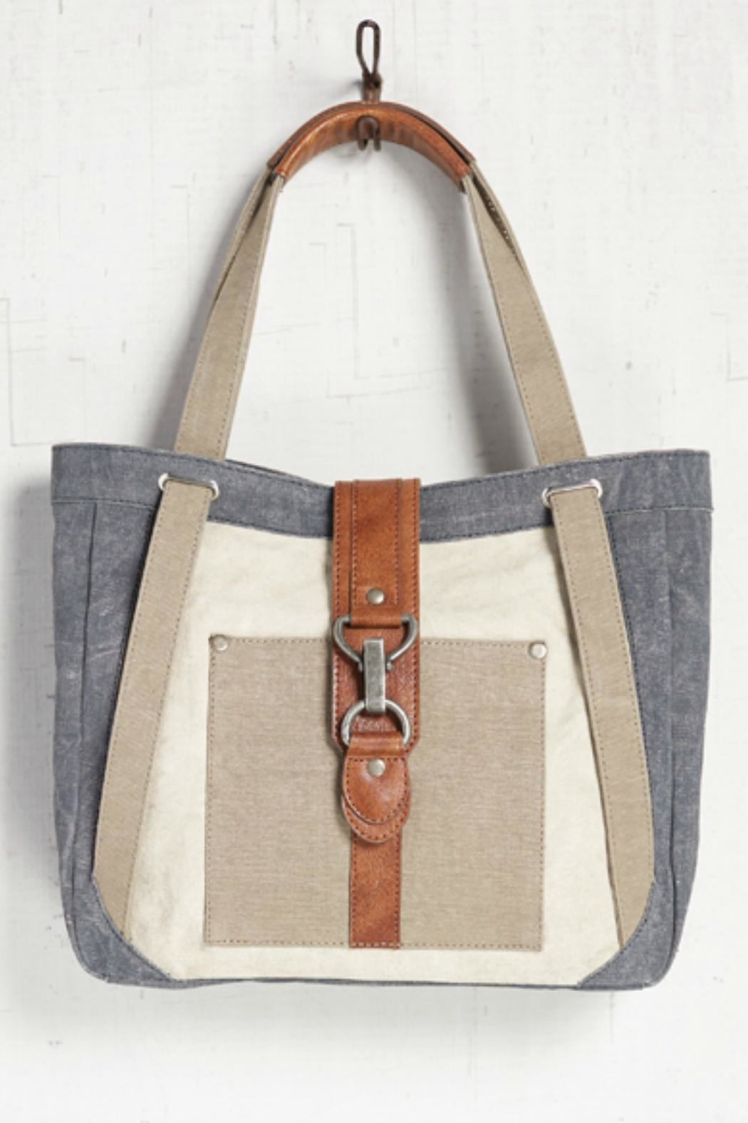Mona B Nora Shoulder Bag - Main Image