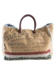 Mona B Queen Co. Weekender Bag - Front cropped