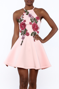 Shoptiques Product: Floral Neoprene Dress