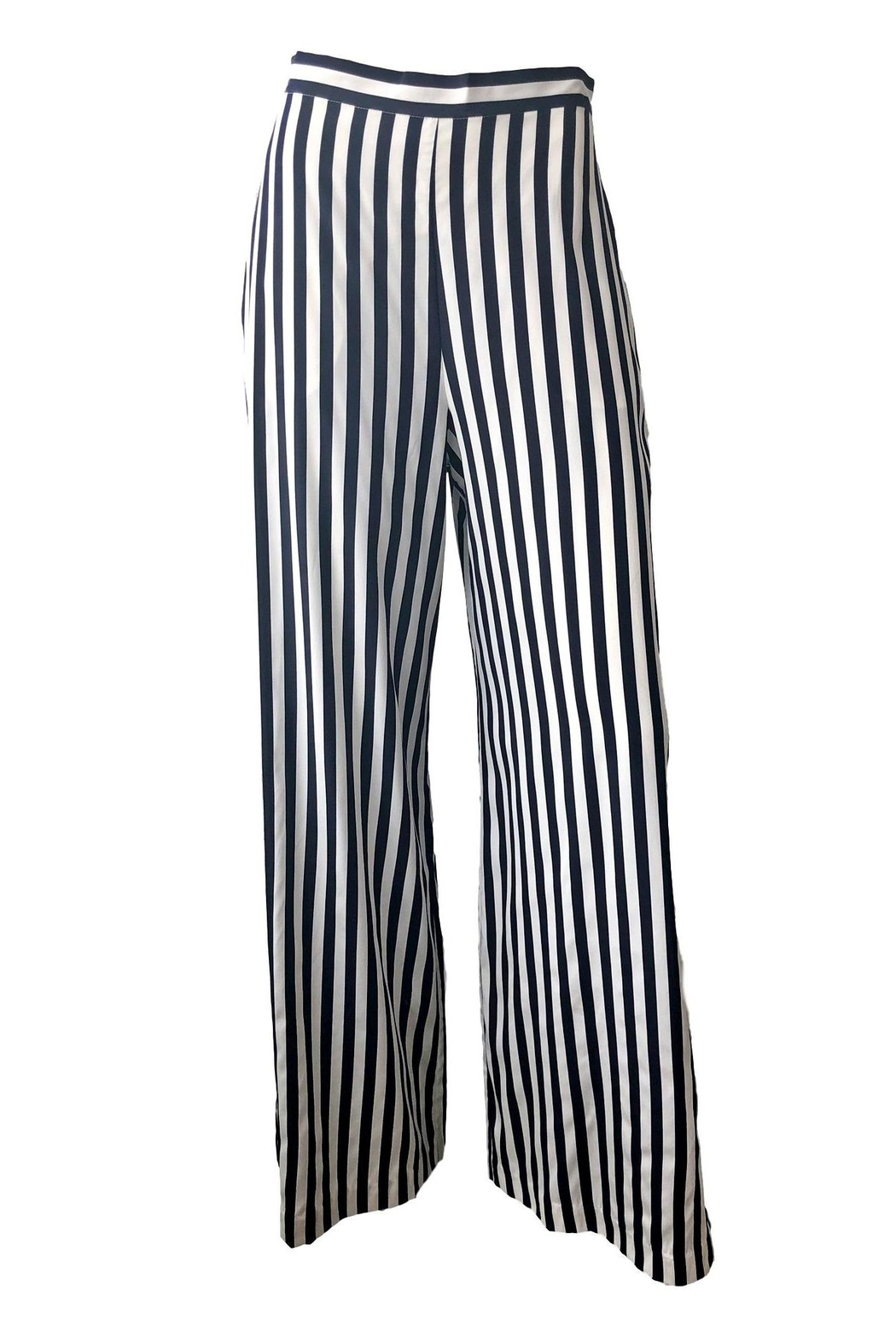 Zimmermann Moncur Striped Pant - Front Cropped Image
