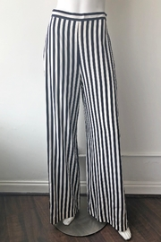 Zimmermann Moncur Striped Pant - Front full body