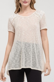 Blu Pepper Monday Brunch Top - Front cropped