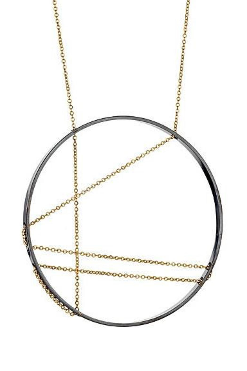 Vanessa Gade Mondrian Necklace - Front Cropped Image