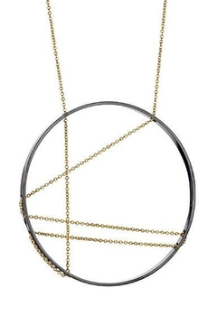 Vanessa Gade Mondrian Necklace - Alternate List Image