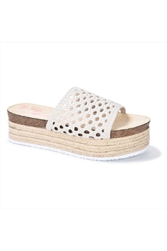Vintage Havana Monique Sandal Beige - Product List Image