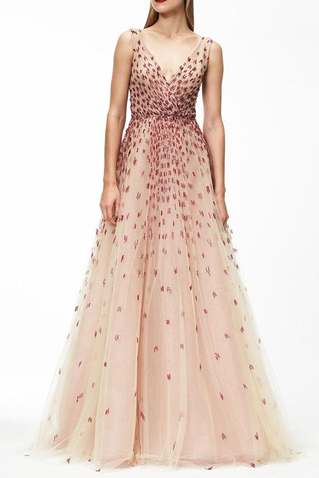 Monique Lhuillier Tulle Couture Dress from Monterrey by Mona Mour ...