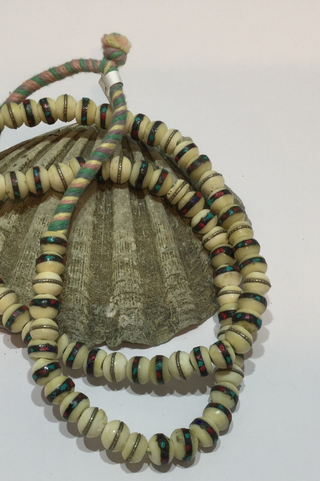 Bella Beads Monk Beads from Tibet - Front Full Image