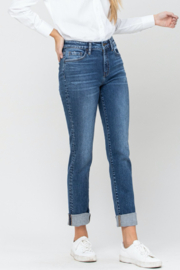 Kindred Mercantile Monkey Boyfriend Jean - Product Mini Image