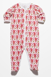 Roberta Roller Rabbit Monkey Snap Suit - Front cropped