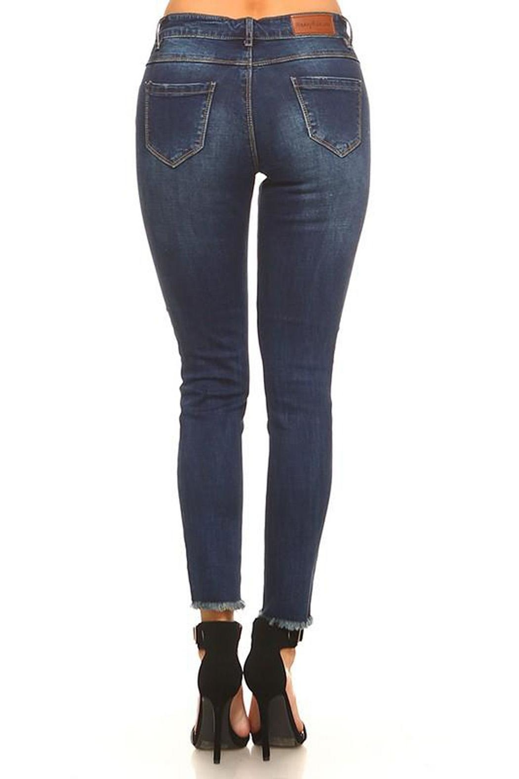 Monkey Ride Jeans The Ella Jean - Side Cropped Image