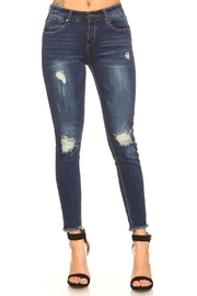 Monkey Ride Jeans The Ella Jean - Front full body
