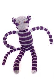 Monkeyshine Studio Sock Monkey Pluto - Product Mini Image